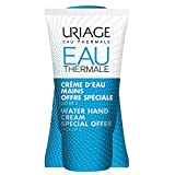 Uriage Creme D'Eau Mains, 2 Pezzi - 50 ml