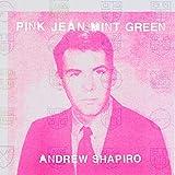 Pink Jean Mint Green