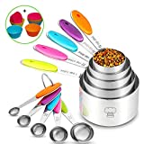 Kitchen 3dom 5 Measuring Cups & ...