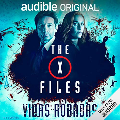 Couverture de The X-Files: Vidas robadas [The X-Files: Stolen Lives]