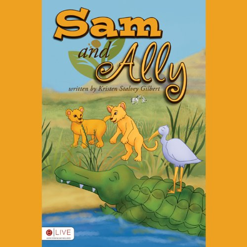 Sam and Ally audiobook cover art