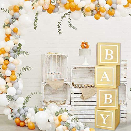 DIY Birthday Baby Shower Decoration…