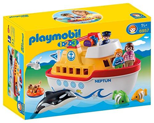 Playmobil 6957 - Mijn schip om mee te nemen