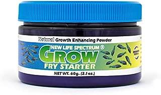 New Life Spectrum Grow Fry Starter 60g (Naturox Series)