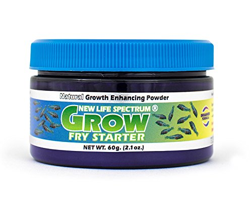 New Life Spectrum Grow Fry Starter 60g (Naturox Series)
