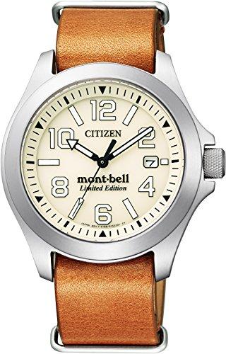 [シチズン]CITIZEN 腕時計 PROMASTER プロマスター エコ・ドライブ ランドシリーズ プロマスター × mont・bell BN0121-26Y メンズ