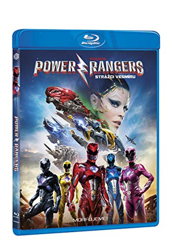 Power Rangers - Strazci vesmiru (Blu-ray) (Power Rangers) (Versione ceca)