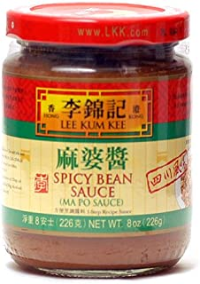 lee kum kee spicy bean sauce