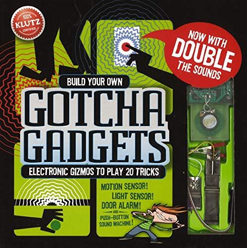 Klutz Build Your Own Gotcha Gadgets Activity Kit