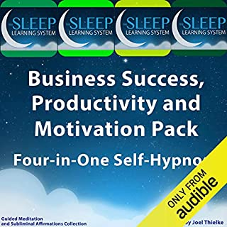 Business Success, Productivity, and Motivation Pack cover art