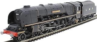 Hornby R3681 LMS Princess Coronation Class,4-6-2 'City of Edinburgh' No.6241 Loco-Steam, Multi