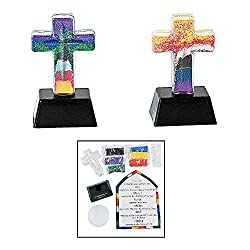 Cross Sand Art Craft Kit