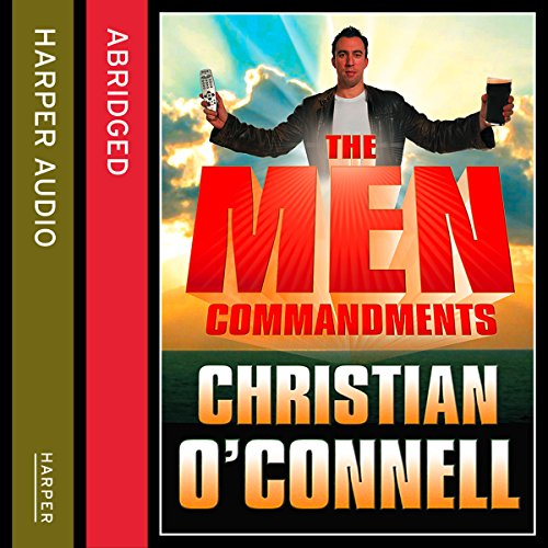 The Men Commandments cover art