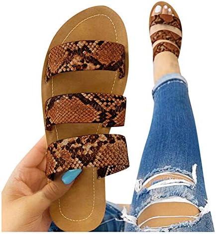Sandals for Women Platform,Womens 2020 Rivets Comfy Flatform Sandal Shoes Summer Beach Travel Fashion Slipper Flip Flops
