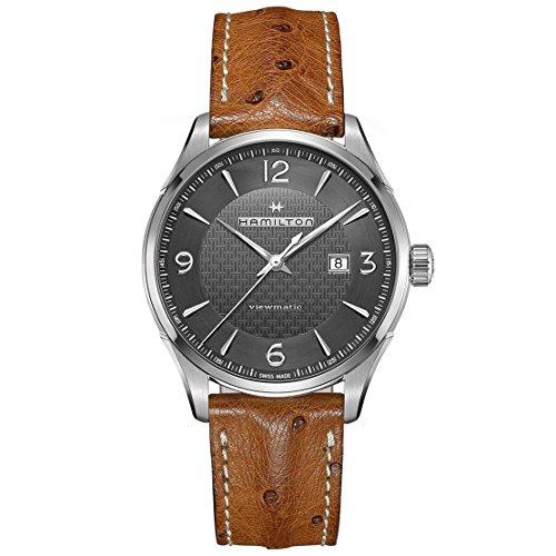 Hamilton Jazzmaster Viewmatic Herren-Armbanduhr H32755851