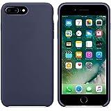 Fuleadture iPhone 8 Plus Hülle, iPhone 7 Plus Liquid Silikon Schutzhülle Flüssigsilikon...