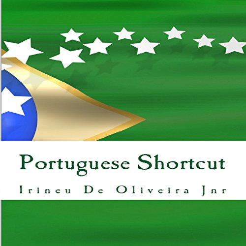 Portuguese Shortcut audiobook cover art