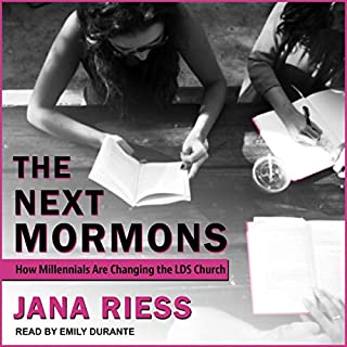 The Next Mormons audiobook cover art