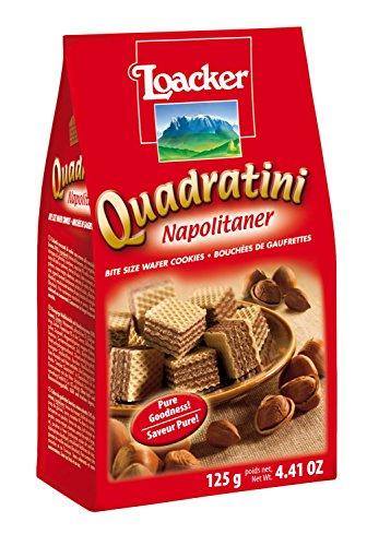 Loacker Quadratini Napolitaner Gr.125