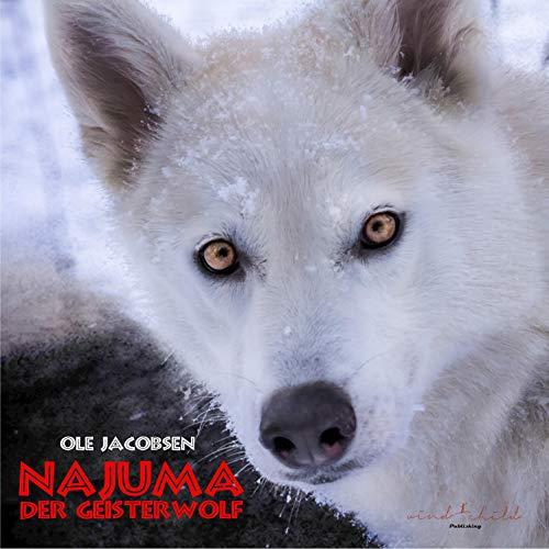 Najuma, der Geisterwolf Titelbild