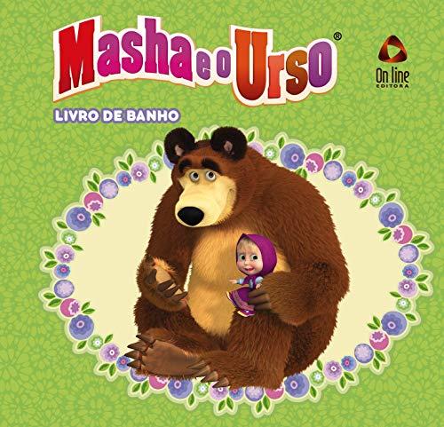 Masha e o Urso: Livro de Banho