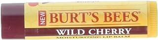 Burt's Bees Lip Balm Wild Cherry -0.15 oz, 2 Pack
