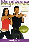 Total Self-Defense Technique for Women, with Master Lee: Self defense classes,...