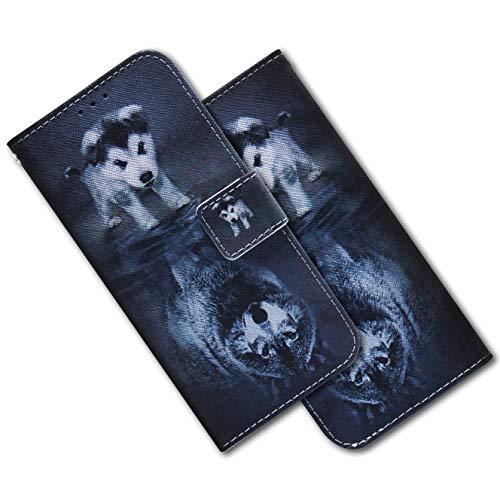 MRSTER LG K61 Funda, LG K61 Cover, Ultra Slim Carcasa Protección de...