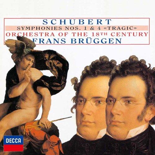 シューベルト:交響曲第1番、第4番「悲劇的」