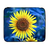 17 Inch Laptop Sleeve Young Sunflower