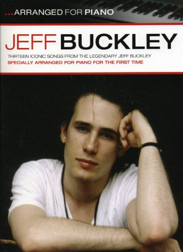 Jeff Buckley greatest hits piano solos