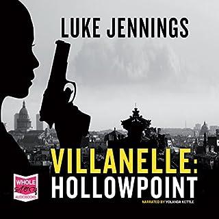 Villanelle: Hollowpoint cover art