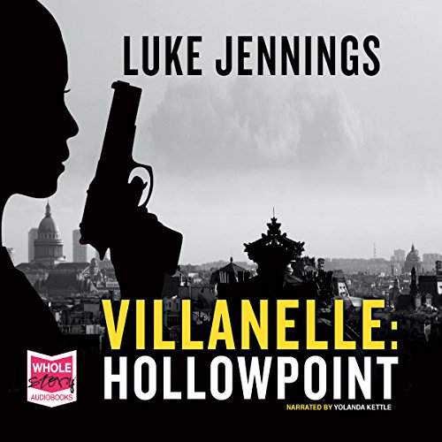 Villanelle: Hollowpoint audiobook cover art