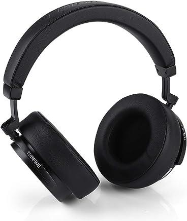 Garsent Cuffie Over Ear Wireless, Noise Cancelling Bluetooth 4.2 Over Ear Auricolari Wireless Senza Fili Headphones con Hi-Fi Deep Bass Sound per Smartphone, Tablet, PC, Computer Portatile.(Nero) - Trova i prezzi più bassi