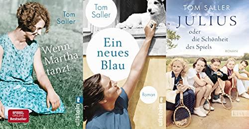Wenn Martha tanzt + Ein neues Blau + Julius im Set plus 1 exklusives Postkartenset (Welt)