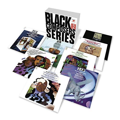 Black Composer Series 1974-1978/Compl.Coll.