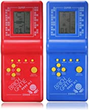 Classic Fun Tetris Hand Held LCD Electronic Brick Game