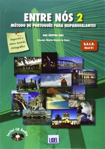 ENTRE NOS 2 LIBRO+CUADERNO+CD 2ªED PACK SGEVAR0SD