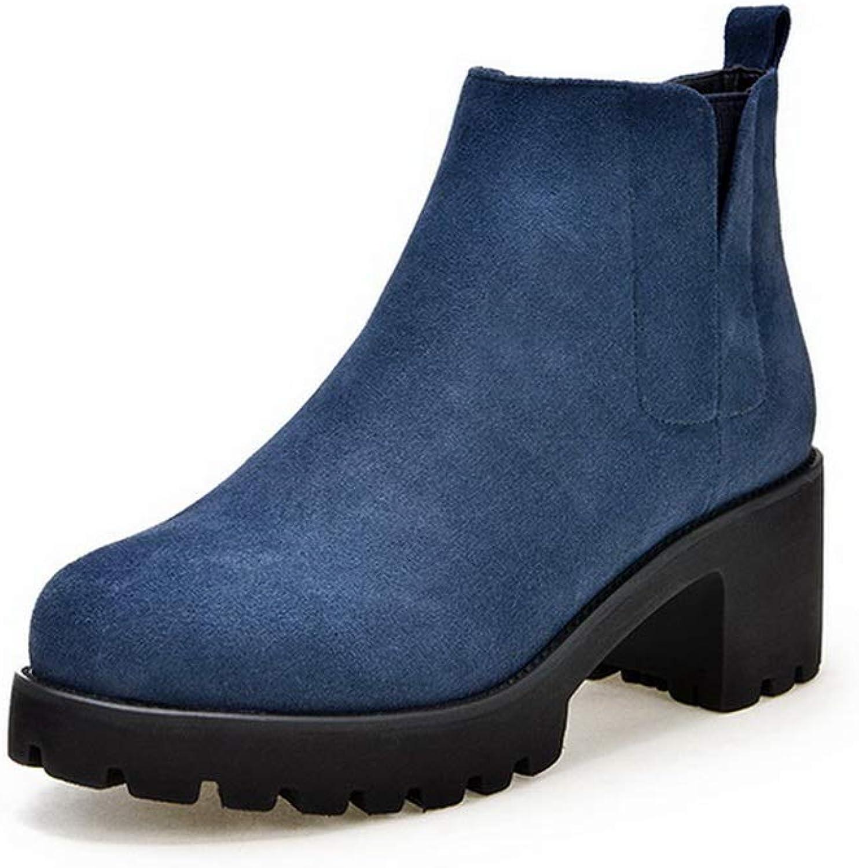 1TO9 Womens Mule Platform Dress Urethane Boots MNS03442