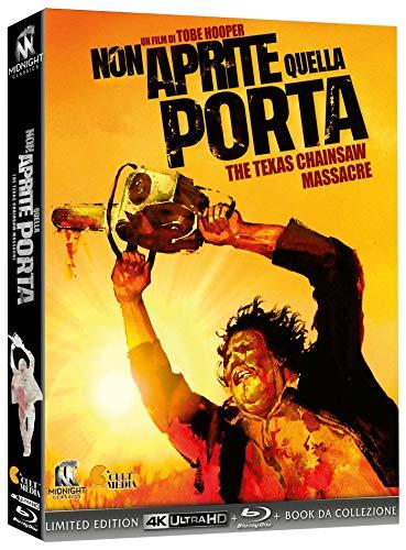 Non Aprite Quella Porta-Midnight Classics Limited Edition (2 Blu-Ray + 1 4K)