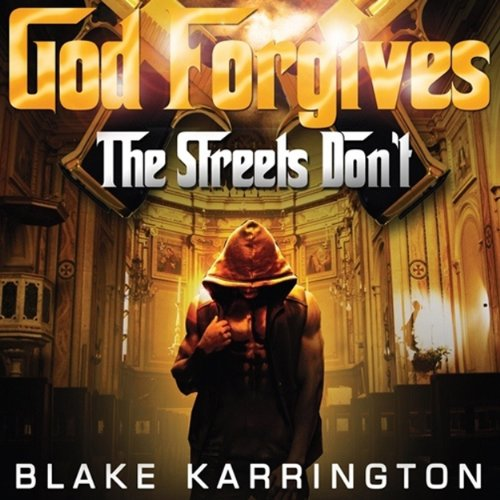 God Forgives audiobook cover art