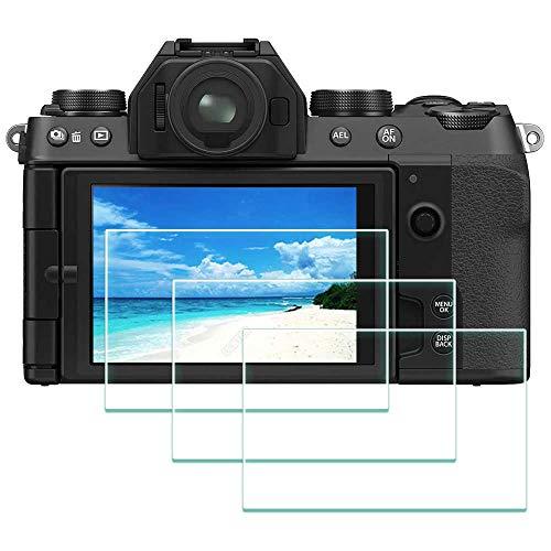 X-S10 Protector de pantalla para cámara digital Fujifilm X-S10 Fuji XS10, ULBTER...