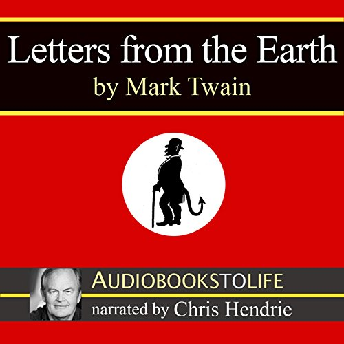 Letters from the Earth cover art