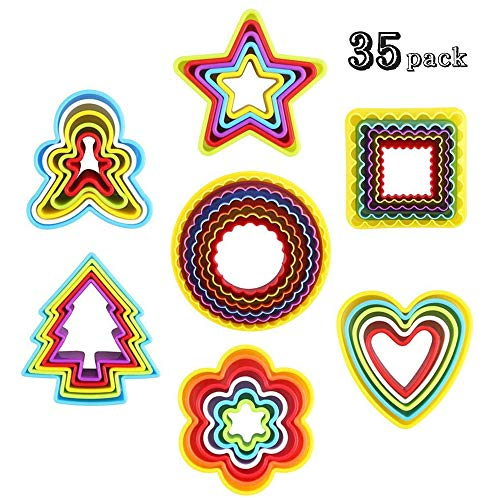 Cookie Cutter Shapes Set, Biscui...
