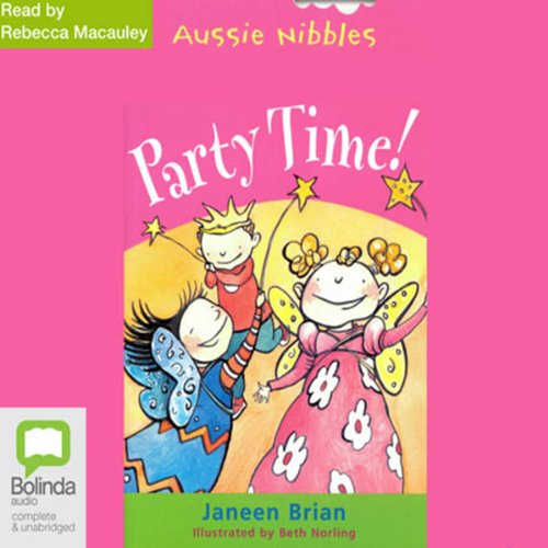 Party Time!: Aussie Nibbles cover art