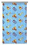 AG Design FCSL 7138 Cortinas para Niños, Tela, Multicolor, 140 X 245