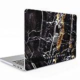 Personnalisable Personnalisé Prénom et Nom Texte Étui MacBook Air 13 ', 13-13.3...
