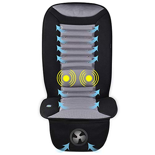 Cooling Car Seat Cushion - Editor's Choice Massage Cooling Cushion