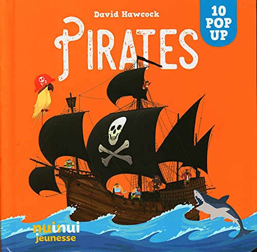 Pirates: 10 pop up