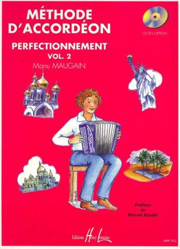 Méthode d\'accordéon Volume 2